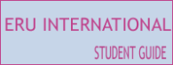 ERU International Student Guide